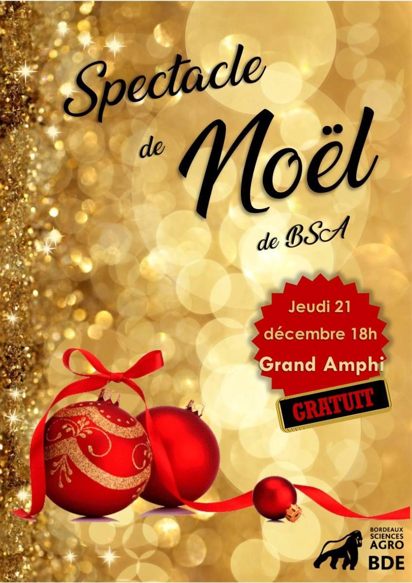 spectacle noel 2018 bordeaux Spectacle de Noël 2017 – Bordeaux Sciences Agro spectacle noel 2018 bordeaux